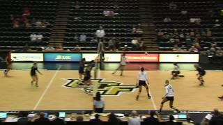 RECAP: UCF Volleyball-Holiday Inn Orlando East UCF Area Challenge Day 2 (9-17-2016)