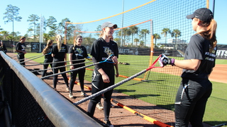 UCF Softball: Fall Ball Training 2016