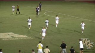 Recap: UCF Men's Soccer vs. Northwestern (10-5-16)