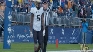 RECAP: UCF Football at UConn (10-23-16)