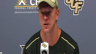Press Conference: Pre-Tulane (FULL Oct. 31st)