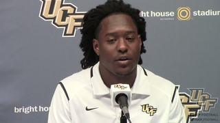 UCF Football Clips: Pre-Cincinnati (11-7-16)