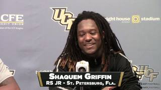 RECAP: UCF Football vs. Cincinnati (11-12-16)