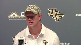 Press Conference: Scott Frost Post Cincinnati (11-12-16)