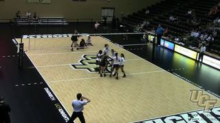 RECAP: UCF Volleyball vs Temple (11-18-2016)