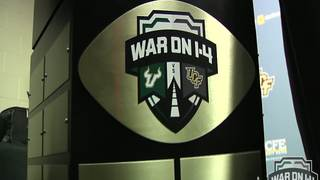 UCF Football Clips: Pre-USF (11-21-16)