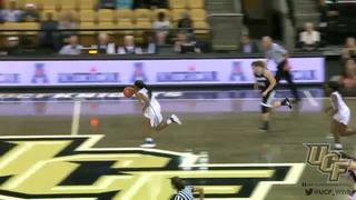 RECAP: UCF Women's Basketball vs. Omaha (12-20-16)