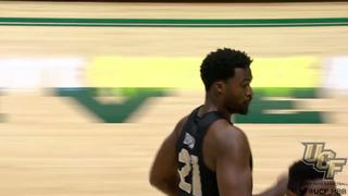 RECAP: UCF Men's Basketball at Tulane (12-28-16)