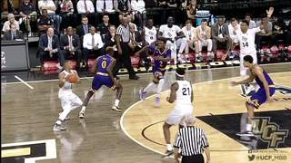 RECAP: UCF Men's Basketball vs. ECU (1-3-17)