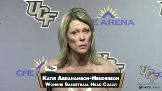 RECAP: UCF Women's Basketball vs. Tulsa (1-21-17)