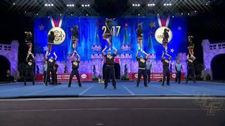 UCF Cheer All Access at 2017 UCA Nationals