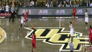 RECAP: UCF Women's Basketball vs. Houston (2-8-17)