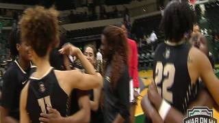 RECAP: UCF Women's Basketball at No. 22 USF (2-14-17)