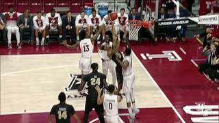 RECAP: UCF Men's Basketball at Temple (2-22-17)