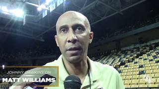 PREVIEW: UCF Men's Basketball Senior Day Thoughts from Coach Dawkins