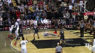 RECAP: UCF MBB vs. No. 15 Cincinnati (2-26-17)