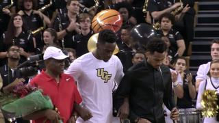 HIGHLIGHTS: UCF Men's Basketball vs. No. 15 Cincinnati (2-26-17)