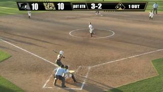 RECAP: UCF Softball vs. Providence (3/3/17)