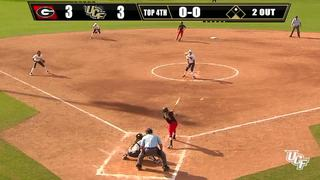 RECAP: UCF Softball in Wilson/Demarini Tournament Day 2 (3-11-17)