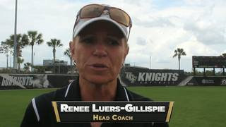 RECAP: UCF Softball vs. Mercer (3-12-17)
