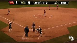 RECAP: UCF Softball vs. Iowa State (3-15-17)