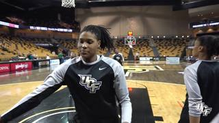 HIGHLIGHTS: UCF Women's Basketball vs. Stetson in WNIT (3-16-17)