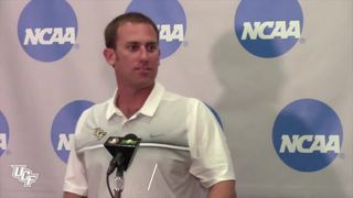 UCF Baseball at NCAA Regional - Press Conference