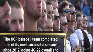 Nutrition Key To UCF Baseball's Success