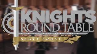 Knights Round Table with Scott Frost (Sept. 1)