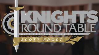 Knights Round Table with Scott Frost (Sept. 24)
