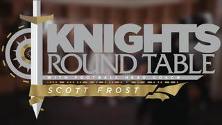 Knights Round Table with Scott Frost (Oct. 21)