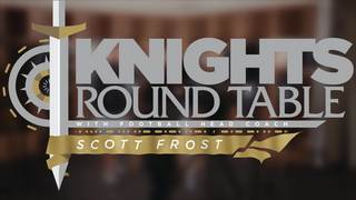 Knights Round Table with Scott Frost (Oct. 29)