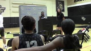 Women's Basketball Media Day