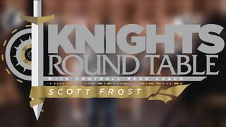 Knights Round Table with Scott Frost (Nov. 12)