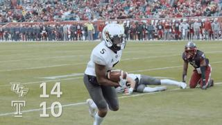 HIGHLIGHTS: UCF 45, Temple 19