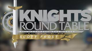Knights Round Table with Scott Frost (Nov. 25)