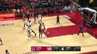 MBB: Great Clips vs. St. Johns's - (11/26/17)