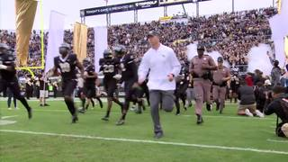 HIGHLIGHTS: UCF 49, USF 42