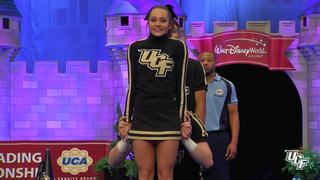 Cheer: UCF Places 2nd at Nationals