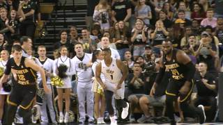 MBB: Great Clips Highlights vs. Wichita State (3-1-18)
