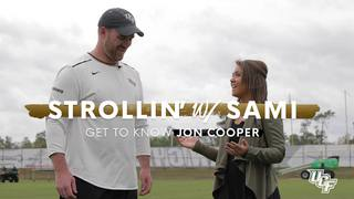 FB: Strollin' with Jon Cooper
