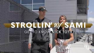 FB: Strollin' with Nick Toth