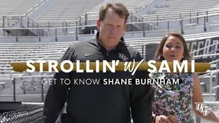 FB: Strollin' with Shane Burnham