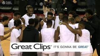 MBB: Great Clips Highlights vs. FAU