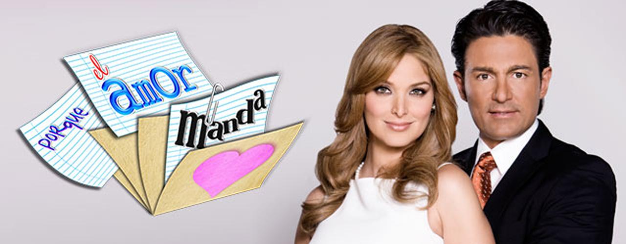 Univision NOW - CategoryPorque El Amor Manda